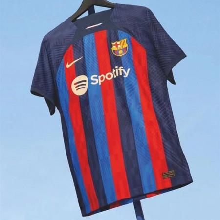 Billige Barcelona 2018-19 Fotballdrakter Hjemmedraktsett Kortermet