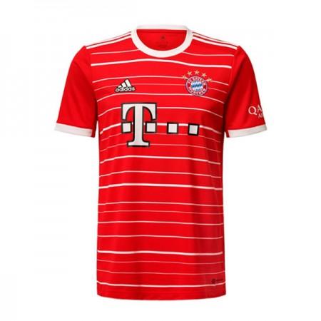 Billige Bayern Munich 2018-19 Fotballdrakter Hjemmedraktsett Kortermet
