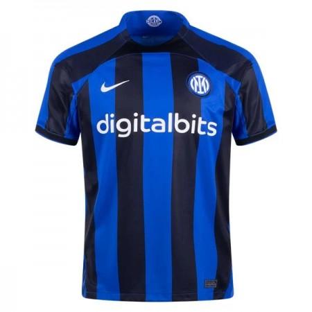 Billige Inter Milan 2018-19 Fotballdrakter Hjemmedraktsett Kortermet