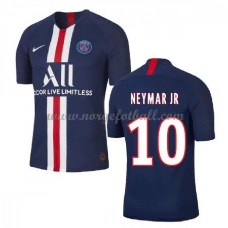 Billige Paris Saint Germain PSG 2019-20 Neymar Jr 10 Fotballdrakter Hjemmedraktsett Kortermet